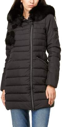 Peuterey Seriola 02 Fur Down Jacket