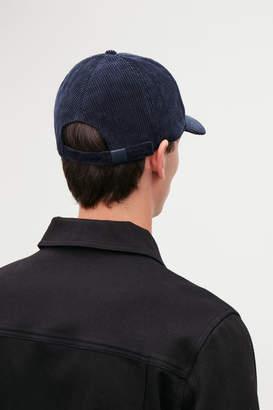 Cos CORDUROY CAP