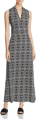 VINCE CAMUTO Yoruba Graphic Print Maxi Dress - 100% Exclusive $119 thestylecure.com