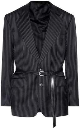 Junya Watanabe X Comme des Garçons cotton-blend blazer