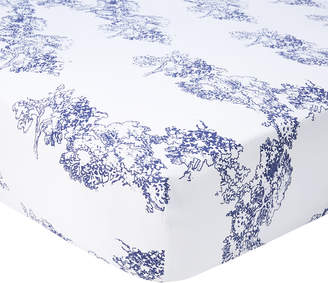 Yves Delorme Paysage Fitted Sheet