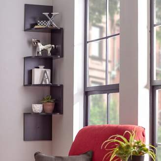 Mercury Row Corner Shelf
