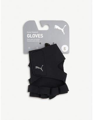 Puma Essential Premium Grip Cut Fingered Training Gloves