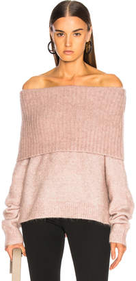 Acne Studios Fold Over Sweater