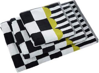 Mackenzie Childs MacKenzie-Childs - Courtly Check Towel - Bath Sheet