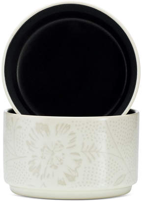 Noritake Dinnerware, Set of 2 Colorwave Bloom Stacking Bowls