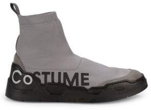 CNC Costume National Stretch Knit Sock Boots