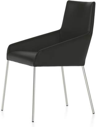 Design on Stock USA Penta Leather Side Chair