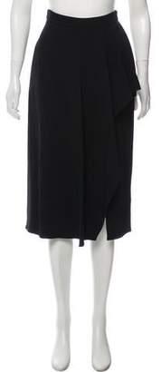 Cushnie et Ochs Ruffled Midi Skirt