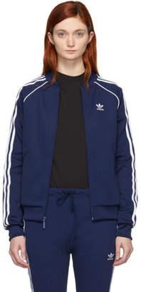 adidas Blue Adicolor SST Track Jacket