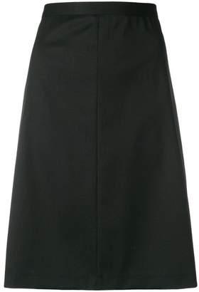 RED Valentino midi a-line skirt