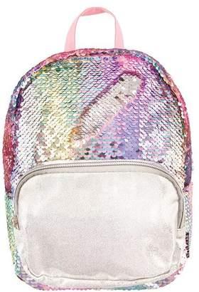 563edd109284 Fashion Angels Magic Sequin Kids  Mini Backpack Pastel Gradient