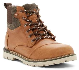 Toms Ashland Leather Waterproof Mid-Top Boot