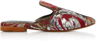 ZYNE Brocade Slipper