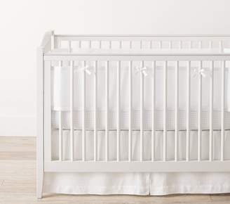 Pottery Barn Kids BreathableBaby® For Pottery Barn Baby Linen Mesh Liner