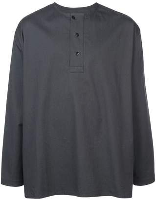 Lemaire round neck shirt
