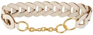 Marni linked belt