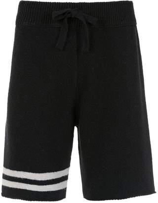 OSKLEN shorts with stripe detail