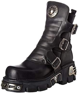 New Rock M-1482X-S1, Unisex Adults' Biker Boots Biker Boots,(39 EU)