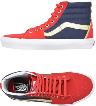 b8c414d280f at Yoox Vans High-tops   sneakers - Item 11497379RO