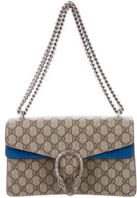 Gucci Small GG Supreme Dionysus Shoulder Bag