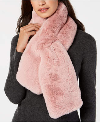 INC International Concepts I.N.C. Faux-Fur Stole, Created for Macy's