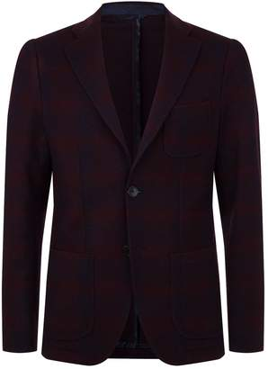 Etro Wool Single-Breast Blazer