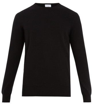 Raey Crew Neck Cashmere Sweater - Mens - Black