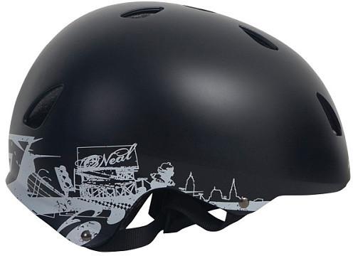 ONeal Surround Sound Helmet - Black - Small/Medium - Jim O'Neal Distributing