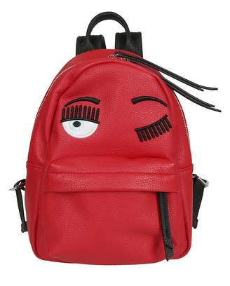 Chiara Ferragni Flirting Eye Backpack