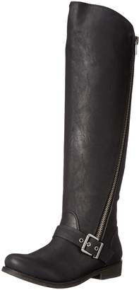 Carlos by Carlos Santana Womens Gramercy Closed Toe Knee High