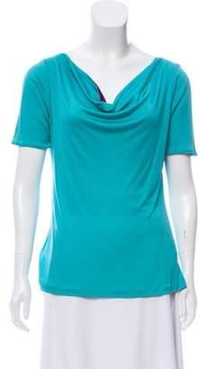 ce40f096e18a93 Womens Cowl Neck Silk Top - ShopStyle