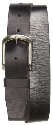 John Varvatos Classic Leather Belt