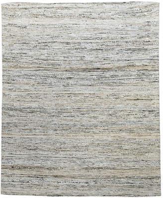 Jaipur Dotts Rugs Black & Silver Flat Weave Rug