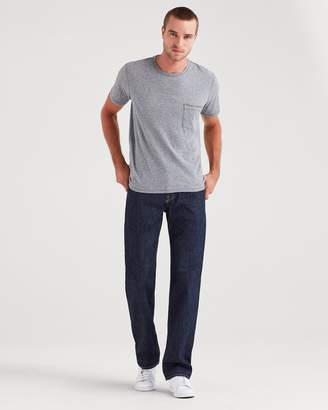 7 For All Mankind Austyn Relaxed Straight in Metropolitan Dark