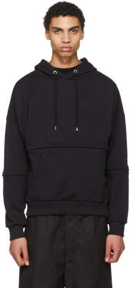 Cottweiler Black Zip-Off Sleeves Hoodie