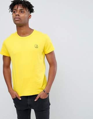 Cheap Monday Small Logo T-Shirt Yellow