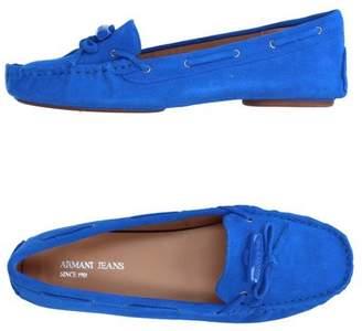 Armani Jeans (アルマーニ ジーンズ) - アルマーニ ジーンズ モカシン
