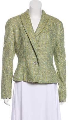 Christian Dior Tweed Blazer
