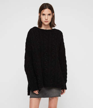 AllSaints Cable Jumper
