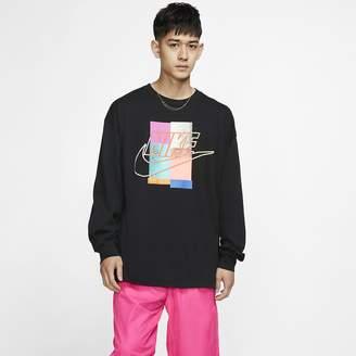Nike Men's Long-Sleeve T-Shirt x atmos
