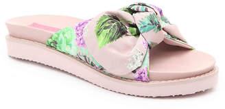 Betsey Johnson June Platform Slide Sandal - Women's
