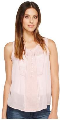 Lucky Brand Audrey Tank Top Women's Sleeveless