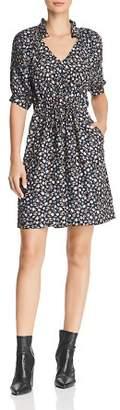 Rebecca Taylor Zelma Floral Silk Dress - 100% Exclusive