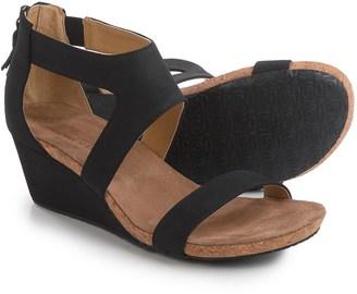 Adrienne Vittadini Thalia 2 Wedge Sandals - Nubuck (For Women) $39.99 thestylecure.com