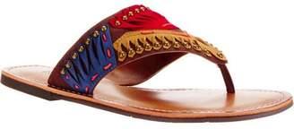 Mo Mo MoMo Women's Sabine Thong Sandal