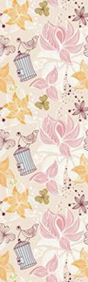 3.1 Phillip Lim 1art1® Flowers Poster Photo Wallpaper - Floral Fantasy, 1 Part (98 x inches)