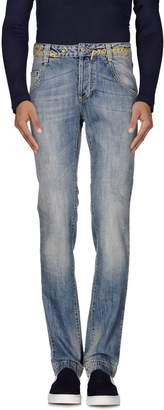 Frankie Morello Denim pants - Item 42478102EJ
