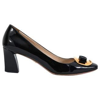 Prada Patent Leather Court Shoes