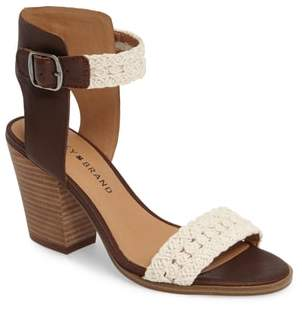 Lucky Brand Oakes Ankle Strap Sandal